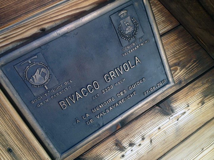 Bivacco Grivola – Punta Bianca