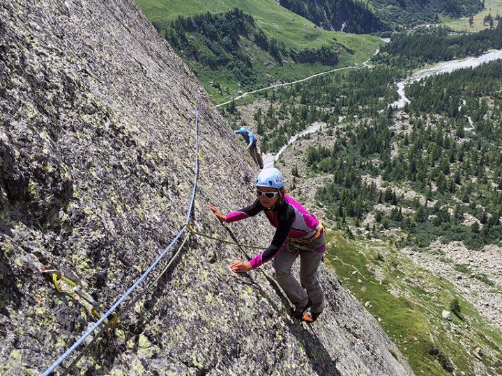 La Nord dell'Eiger – Val Ferret