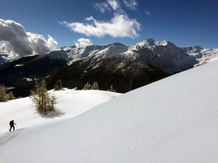 Corso sci alpinismo